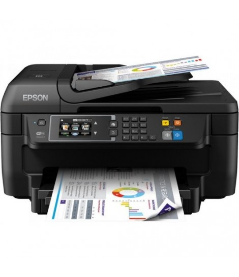 Epson WorkForce WF-2760DWF Multifunción WiFi