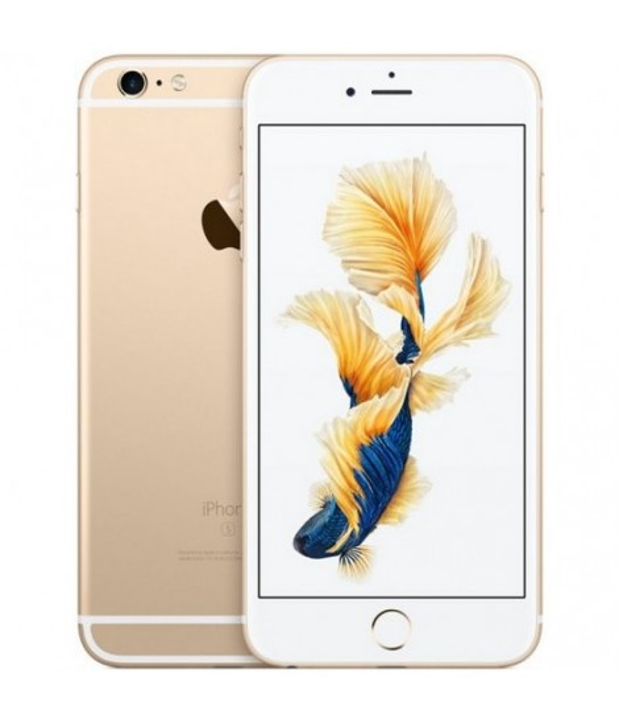 Apple iPhone 6s 128GB Dorado Libre