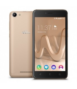 "Wiko LENNY3 MAX 5"" HD IPS Q1.3GHz 16GB Oro"