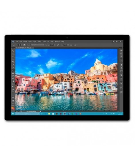 Microsoft Surface 4 Pro i7 512GB + Type Cover con Teclado Negro
