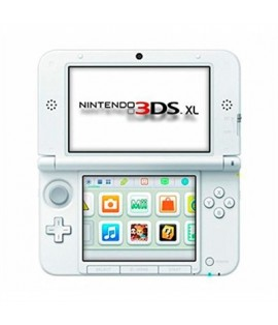 NINTENDO 3DS XL BLANCO PERLA
