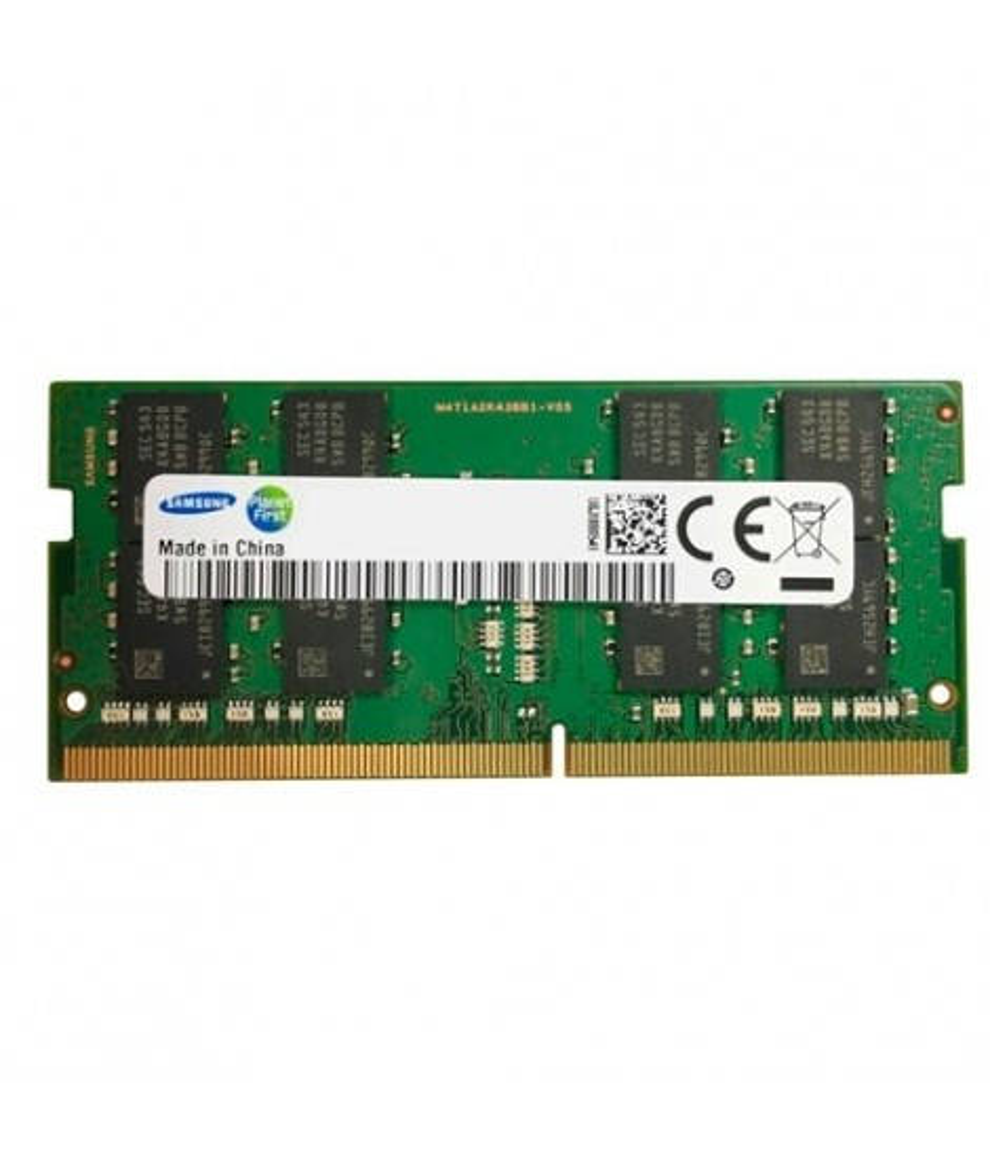 MEMORIA SAMSUNG SODIMM (1.2V) 8GB (1X8) DDR4 PC2400