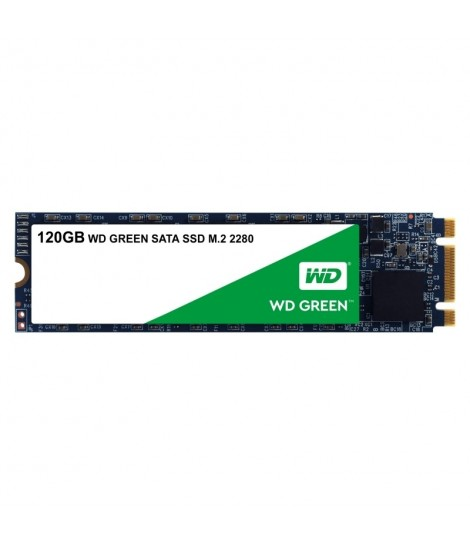WD Green 3D SSD M.2 120GB SATA3