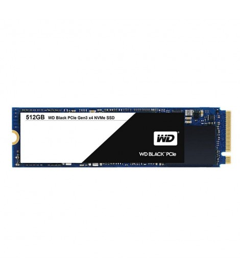 Western Digital Black PCIe Gen3 SSD M.2 512GB