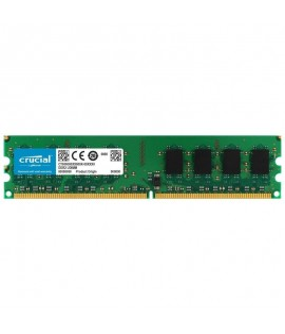 Memoria Crucial CT25664AA800 2GB DDR2-800 - CL6