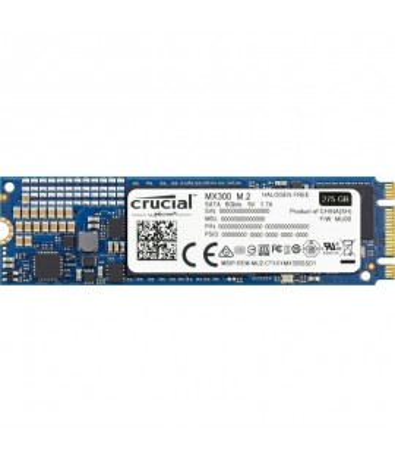 SSD Crucial MX300 275GB M.2 Type 2280