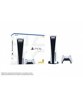 PlayStation 5 - (Preventa)