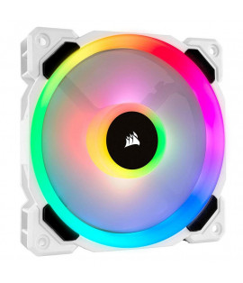 Corsair LL120 RGB Ventilador 120mm Blanco